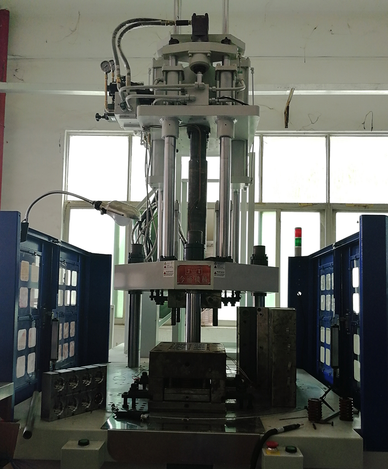 San Ju injection molding machines
